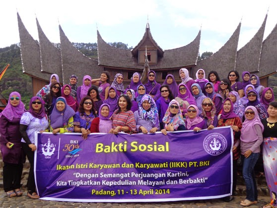 Istana Pagaruyung Batusangkar Rumah Gadang Sumatera Barat