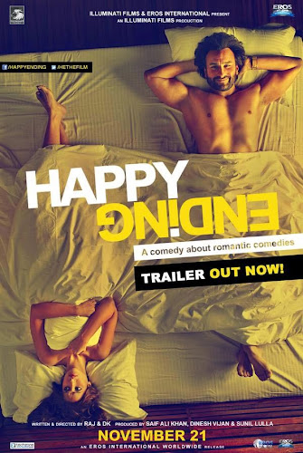Happy Ending (2014) Movie Poster No. 2
