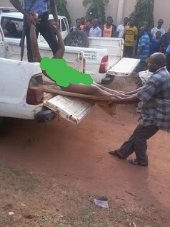 Gemininaija: HORROR In Oyo State: Decomposed Bodies, Human