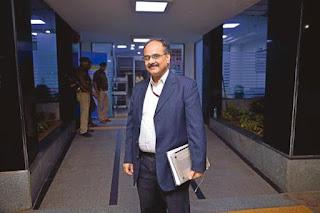 Spotlight : UIDAI CEO AB Pandey appointed interim GSTN Chairman