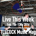 Live This Week: Feb. 7th-13th, 2016