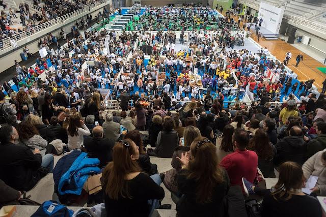 Γιάννενα: Σημαντική διάκριση για την Ομάδα Ρομποτικής του Γενικού Εκκλησιαστικού Λυκείου Βελλάς