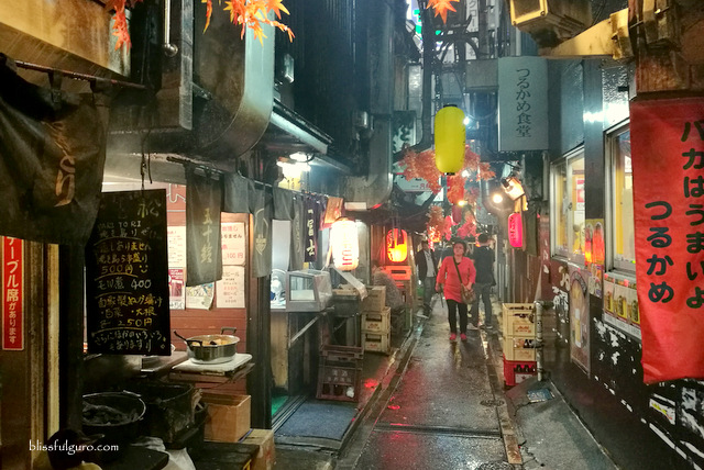 Shijuku Piss Alley