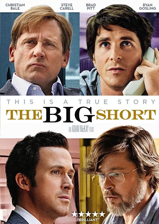 فیلم دوبله: رکود بزرگ (2015) The Big Short
