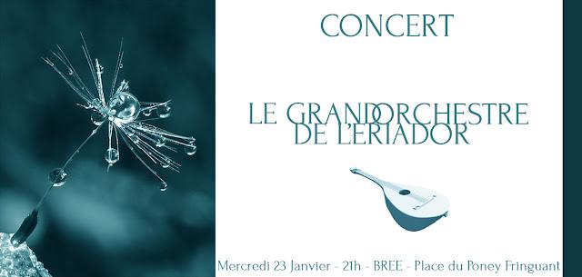Concert GRand Orchestre de l'Eriador