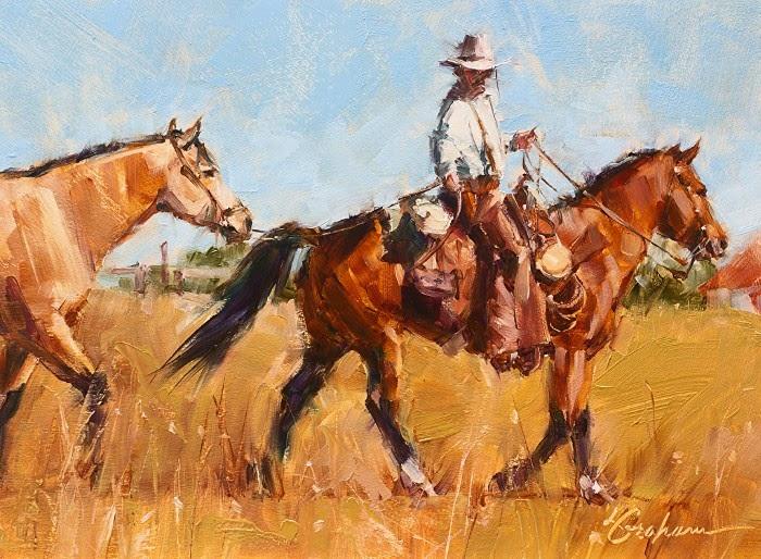 Рисунки лошадей. Lindsey Bittner Graham