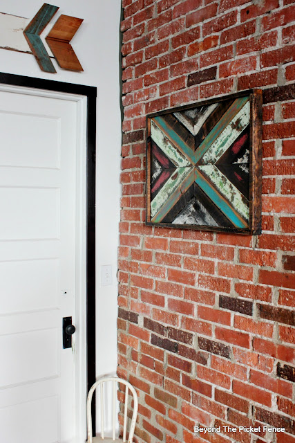 Rustic Reclaimed Wood Art