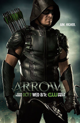 Arrow 4ª Temporada
