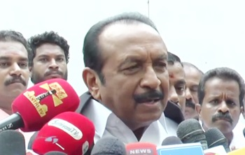 Vaiko Funny comments | Good socialism followed in Tamilnadu Election!