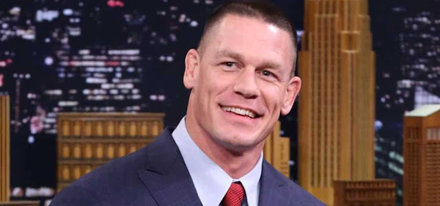 John Cena pode estar provocando um papel como 'Sandman' no universo do Homem-Aranha