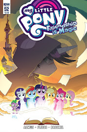 MLP Friendship is Magic #52 Comic