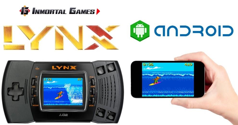 Atari lynx roms android