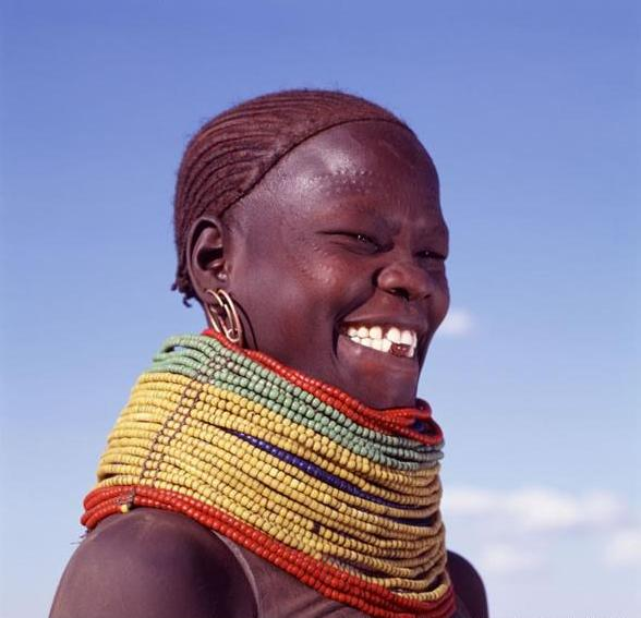 Karamojong hair