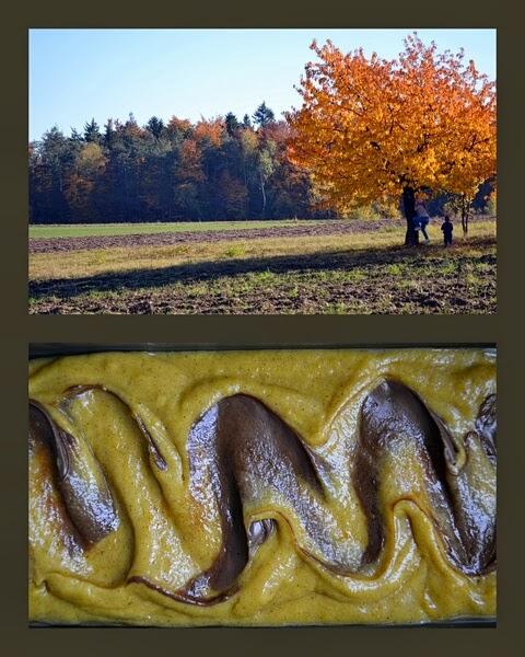 jesien, ciasto dyniowe