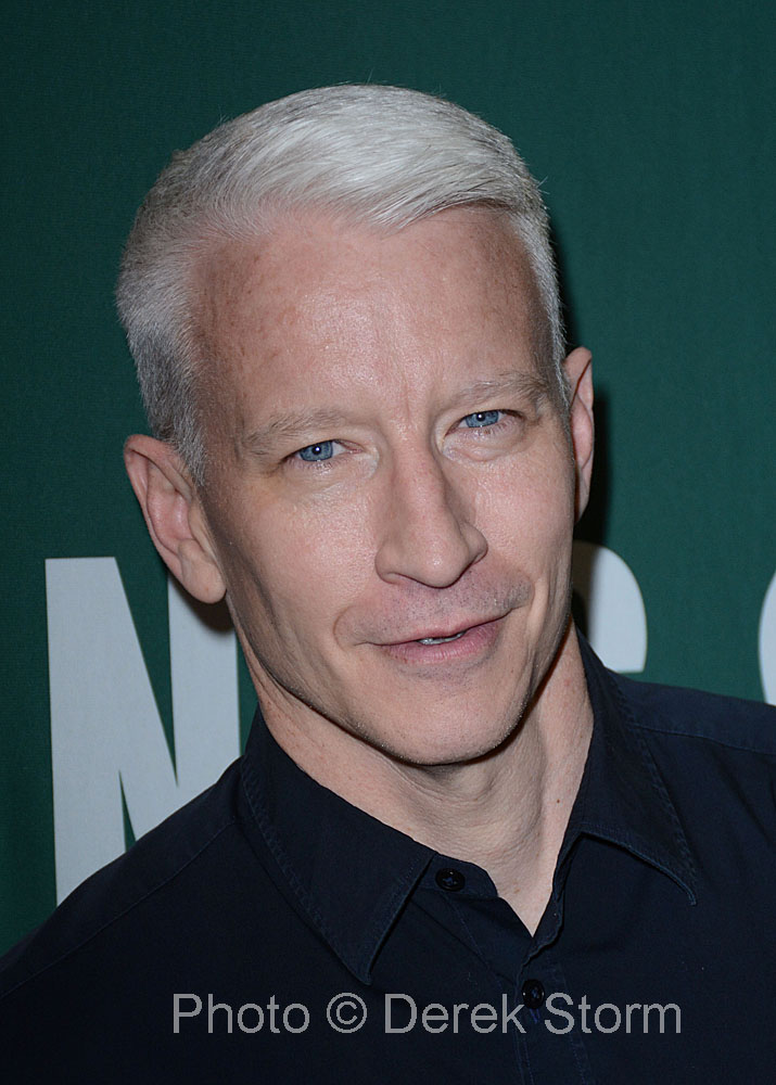 In The News Gloria Vanderbilt And Anderson Cooper Appear -8487
