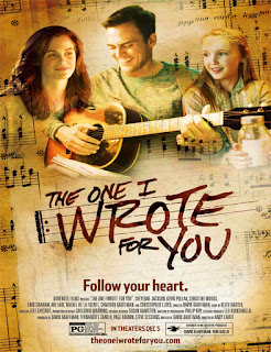 The One I Wrote for You (2014)