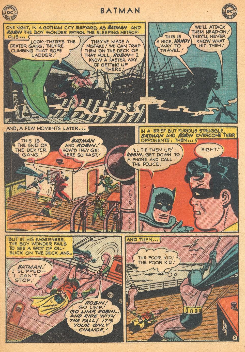 Read online Batman: The Black Casebook comic -  Issue # TPB - 19