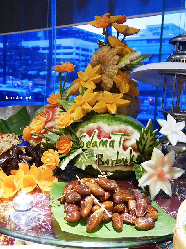 Sinar Ramadan Buffet Dinner @ Utara Coffee House, Armada Petaling Jaya