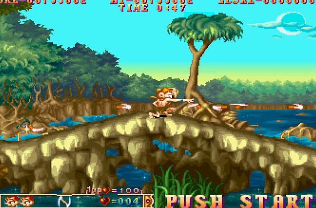 Three Wonders Boomerang Weapon Screenshot