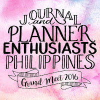 Image Source: Journal and Planner Enthusiasts Philippines Grand Meet Event Page