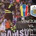 +PRECIOS: Venta de entradas para el Venezuela - Argentina inicia el 1 de julio