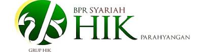 Hasil gambar untuk logo Bank HIK syariah