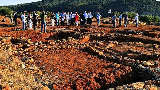 Ευρήματα ανασκαφών στην Πύλο αναθεωρούν τη γνώση για τα μυκηναϊκά κράτη