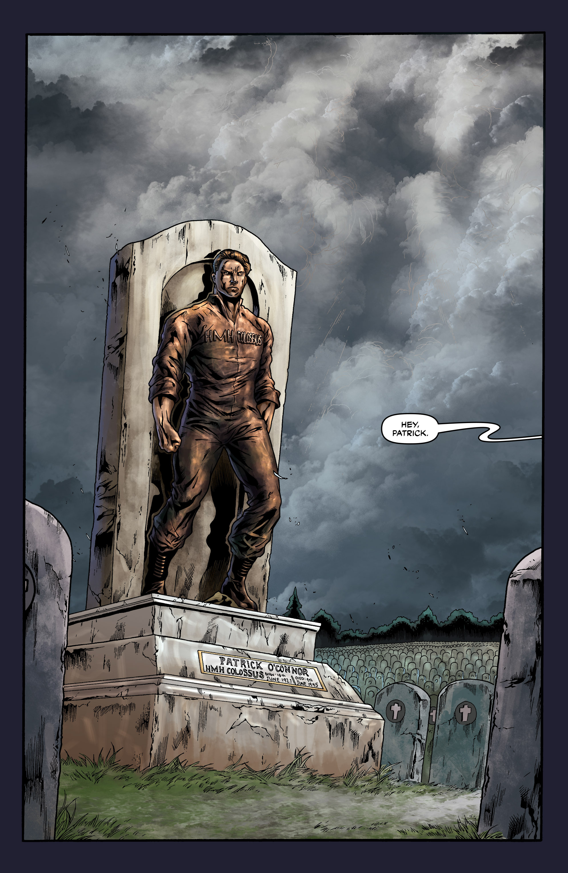 Read online Uber comic -  Issue #19 - 7