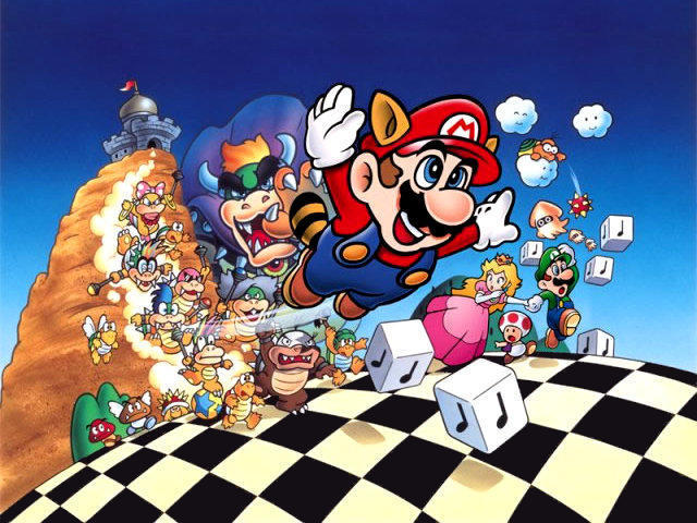 GAMING ROCKS ON: Favorite Tunes #31: Mario Ending & Staff Roll Themes