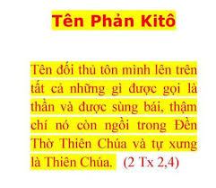 Tên Phản Kitô sẽ chiếm lấy vị trí quyền lực vì người ta mời hắn chiếm lấy