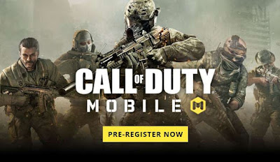 Cara Install Game Call Of Duty Mobile APK Versi 1.0.1
