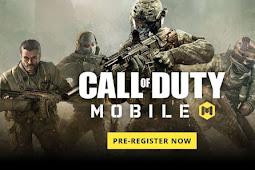 Cara Download Call Of Duty Mobile APK Versi 1.0.1