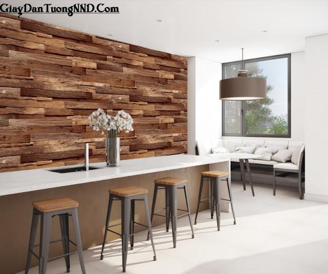 Tường có bề mặt không bằng phẳng liệu có sử dụng được giấy dán tường hay không?