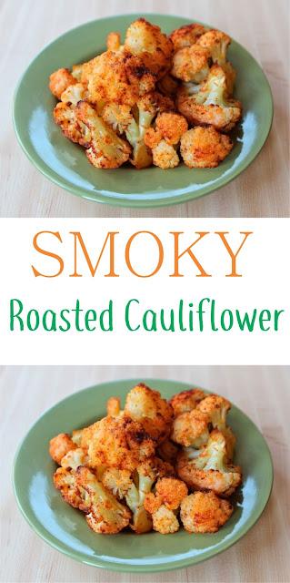 Smoky Roasted Cauliflower