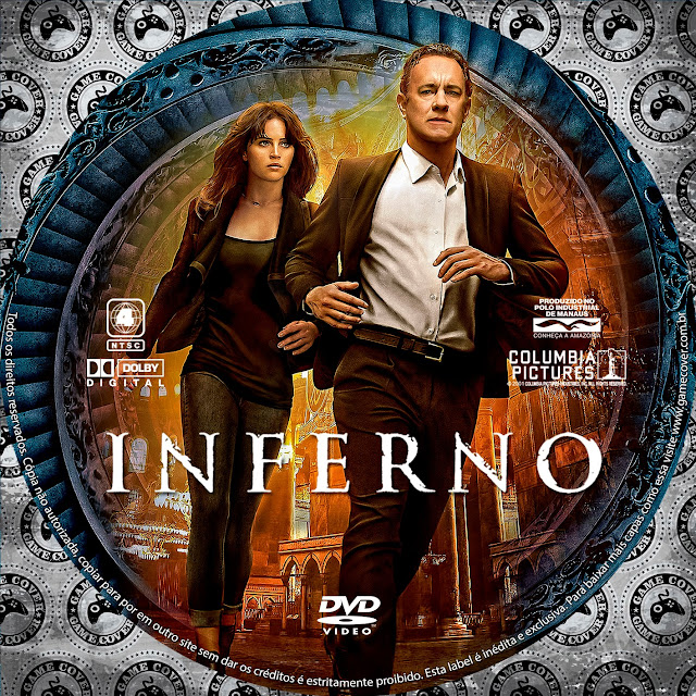 Label DVD Inferno 2016 [Exclusiva]