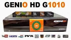 NOVA ATUALIZAÇÃO GENIO S1010 HD   - 22/11/2016