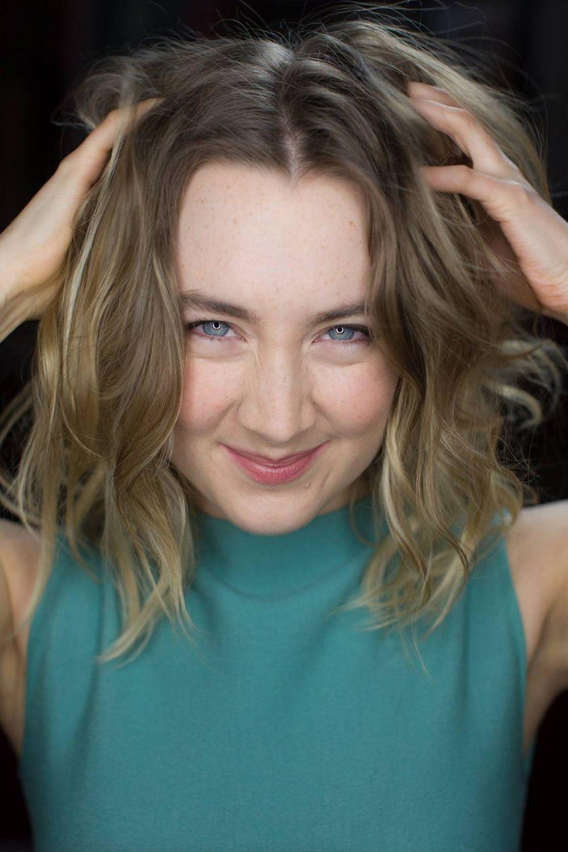 Loving Vincent actress Saoirse Ronan Photoshoot for USA Today