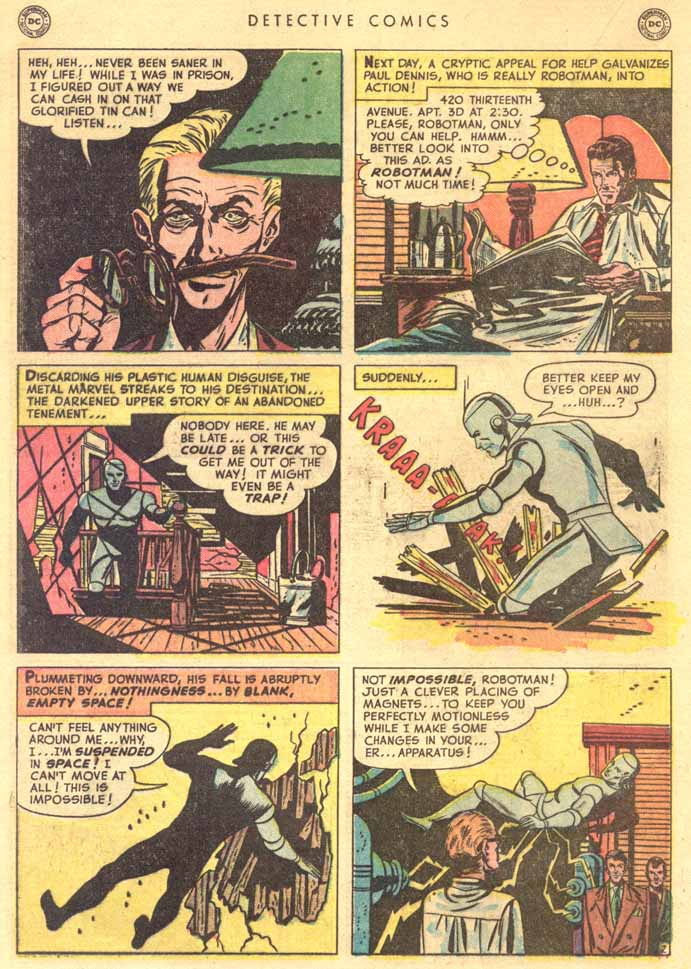 Read online Detective Comics (1937) comic -  Issue #160 - 28