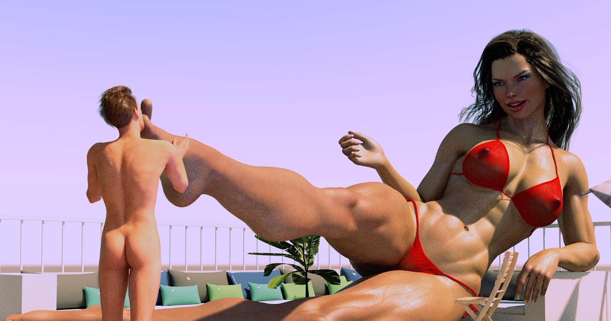 tall-nude-giantess