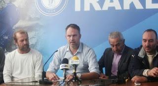 """""""Πρωτοφανές για τα Ελληνικά ποδοσφαιρικά χρονικά αυτό που έχει πετύχει ο Ηρακλής…"""""""
