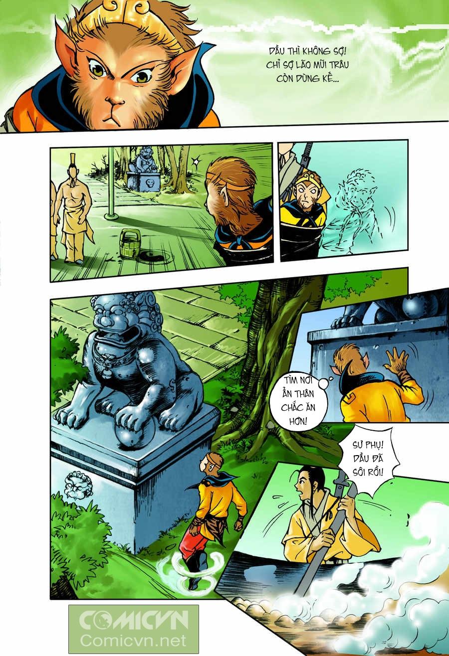 Tây Du Ký màu - Chapter 50 - Pic 15