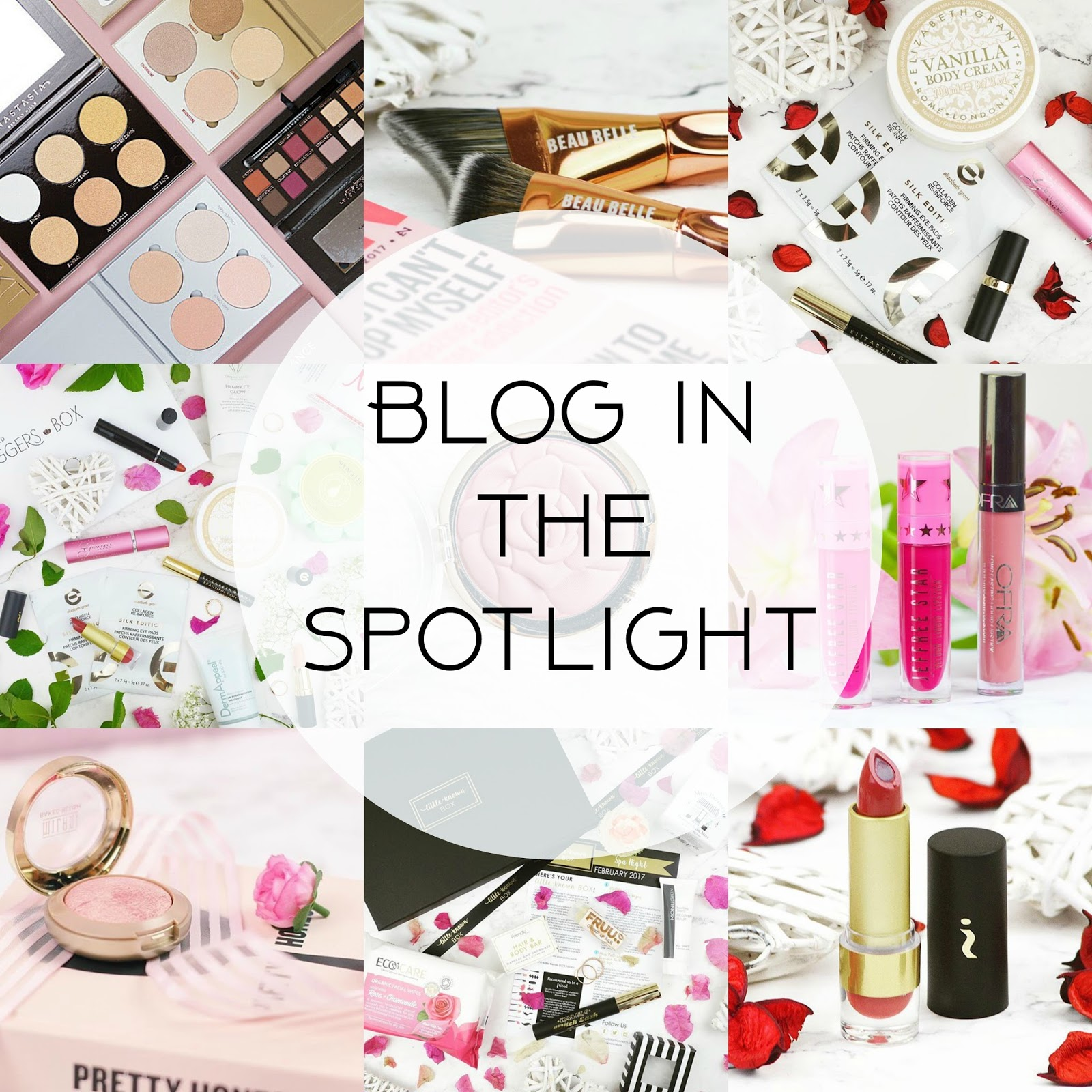 Blog In The Spotlight - Love, Laughs, Lipstick