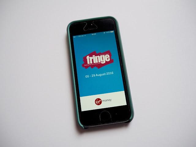Edinburgh Fringe App