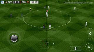 FTS15 Mod PES2018 by Aureza10 Apk + Data Obb Android