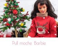 pull moche pour poupée