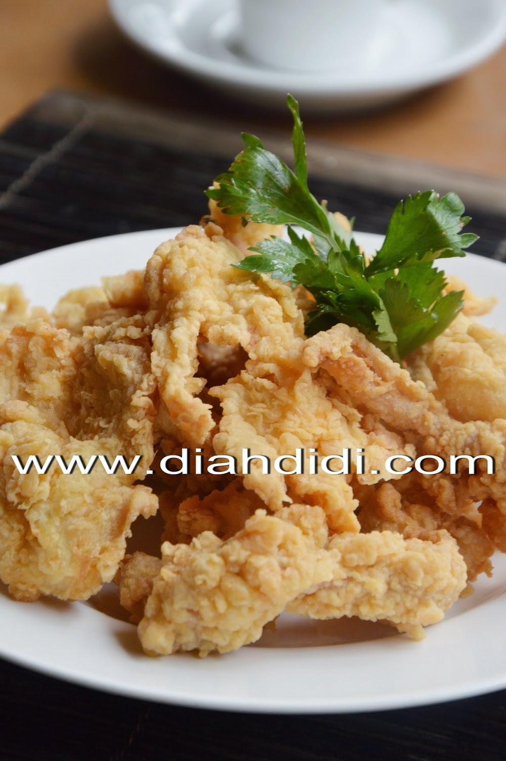 Diah Didis Kitchen Ayam Pok Pok