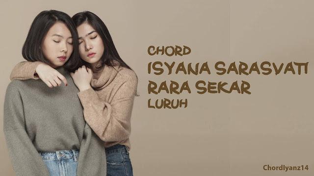 Chord Isyana Sarasvati & Rara Sekar - Luruh (OST. Milly & Mamet)   ChordIyanz14