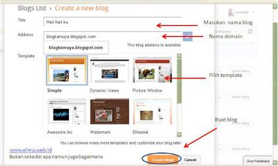 blogger, blogspot,blog template