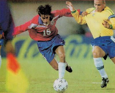 Brasil y Chile en Copa América 1999, 6 de julio