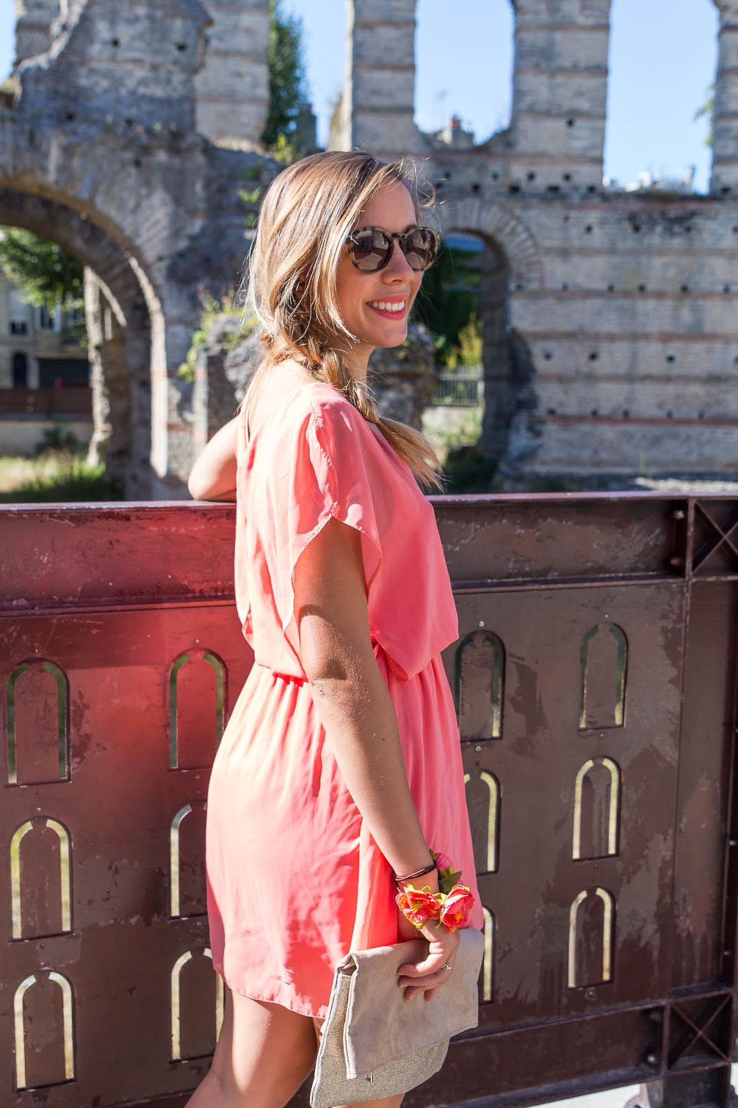blog mode robe corail